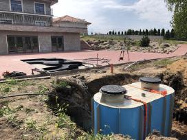 Dujotiekis, kanalizacija, vandentiekis ir kita - nuotraukos Nr. 14