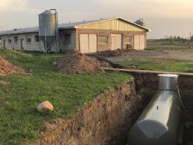 Dujotiekis, kanalizacija, vandentiekis ir kita - nuotraukos Nr. 15