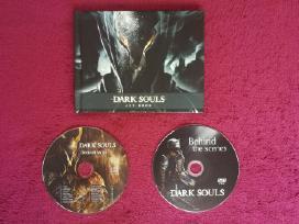 Iliustracinė Dark Souls I knygelė