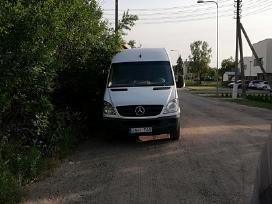 Krovininių mikroautobusų nuoma - nuotraukos Nr. 3