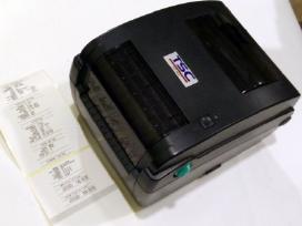 Tsc Ttp-245c ir Ttp-343c lipdukų spausdintuvas