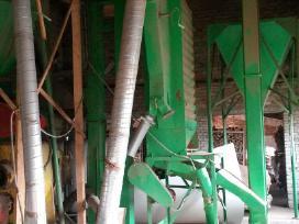 Pjuvenų, šiaudų granuliavimo linija - nuotraukos Nr. 2