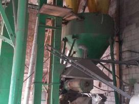 Pjuvenų, šiaudų granuliavimo linija - nuotraukos Nr. 5