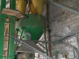 Pjuvenų, šiaudų granuliavimo linija - nuotraukos Nr. 8