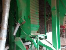 Pjuvenų, šiaudų granuliavimo linija - nuotraukos Nr. 9