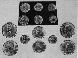 Nuolat ieškau monetų, monetų kolekcijų