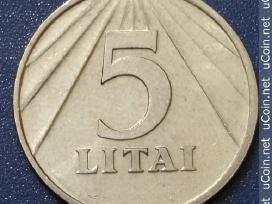 Perku 1991 m. 5 litus