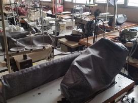 Perkame siuvimo pramonės įrengimus. - nuotraukos Nr. 12