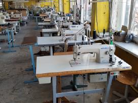 Perkame siuvimo pramonės įrengimus. - nuotraukos Nr. 13
