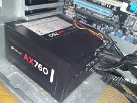 Corsair ax760 Platinum modulinis