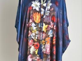 Šilkinės tunikos- suknelės - nuotraukos Nr. 5