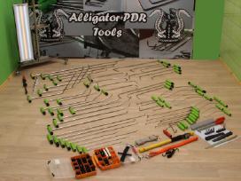 Alligator-pdr tools / meninio lyginimo irankiai - nuotraukos Nr. 2