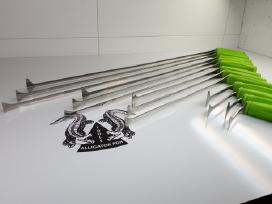 Alligator-pdr tools / meninio lyginimo irankiai - nuotraukos Nr. 4