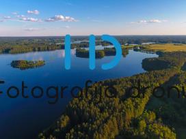 Filmavimas ir fotografavimas dronu