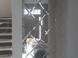 Berėmio grūdinto stiklo-metalo konstrukcijos - nuotraukos Nr. 5
