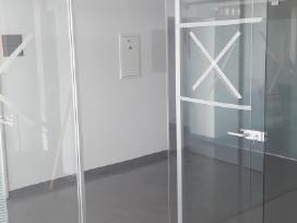 Berėmio grūdinto stiklo-metalo konstrukcijos - nuotraukos Nr. 3