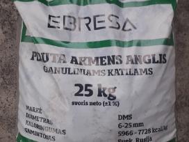 Ekstra anglis granuliniams katilams Dms 6-25 mm