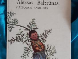 Aleksas Baltrūnas - Geltonos ramunės 1984 m.