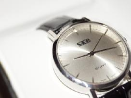 Naujas Gant laikrodis, limituotas leidimas