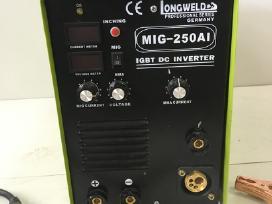 Suvirinimo aparatas Mig - 250ai Mig - 200 mig/mma - nuotraukos Nr. 5