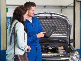 Dyzelinių variklių diagnostika ir remontas