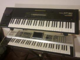 Roland Fantom X6 ir Xp-50 (Workstations)