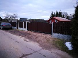 Kiemo vartai kaina nuo 300 e - nuotraukos Nr. 14