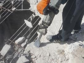 Griovimas,rekonstrukcija su statyb.laužo išvežimu - nuotraukos Nr. 21