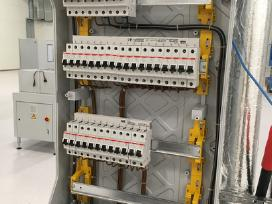 Elektros instaliacijos darbai