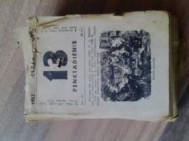 62m.kalendoriaus lapeliai