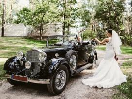 Automobilių ir mikroautobusų nuoma vestuvėms
