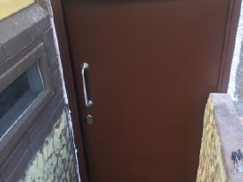 Laiptinių, garažo, rūsio metalinės durys - nuotraukos Nr. 12