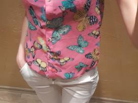Rožiniai marškinukai
