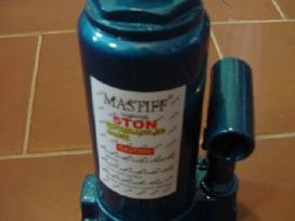 Domkratai buteliniai Domkratas hidraulinis
