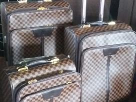 Louis Vuitton lagaminai