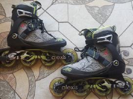 K.2 Salomon Fila Rollerblade Nike.rieduciai36-37 d