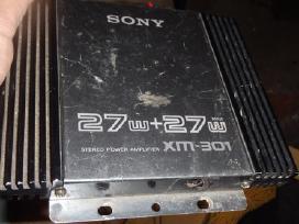 Sony Xm-301 2x27 W