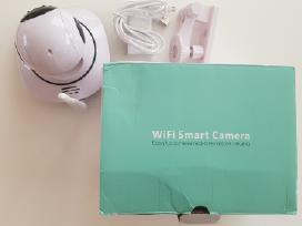 Vaizdo kamera - mobili auklė/aupsaugos kamera