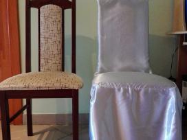 Kėdžių Užvalkalai 2,50 eur vnt