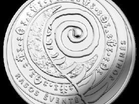 1,50 Eur moneta, skirta Joninėms (Rasos šventei) (