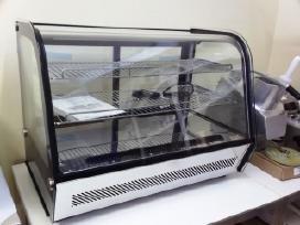 Šaldoma vitrina 160 ltr