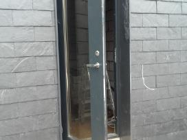 Aukščiausios kokybės Šarvuotu-seifo duru gamyba - nuotraukos Nr. 7