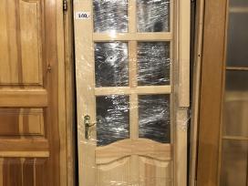 Vaidilos baldų komise medinės durys - nuotraukos Nr. 2