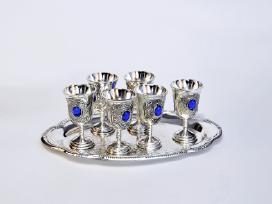 Metalinės taurės-