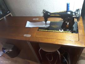 Siuvimo mašina su varikliuku
