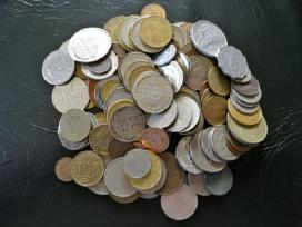 Ivairios monetos