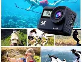 Naujos Veiksmo Kameros Go Sport Pro Su Garantija
