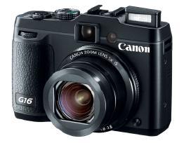 Naujas Canon Powershot G16 fotoaparatas
