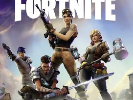 Parduodu Ps4 konsolę su Fortnite žaidimu