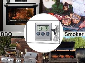Maisto termometras kepsninei,rūkyklai ar orkaitei!